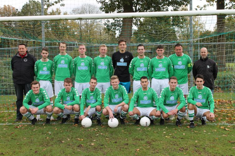 Teamfoto: Heren 2
